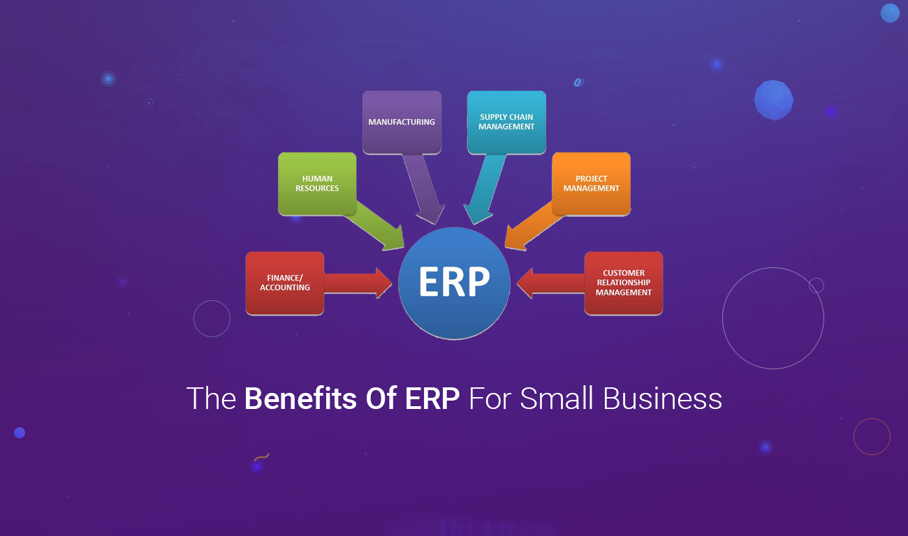 The Benefits Of Erp For Small Business Brainstation 23